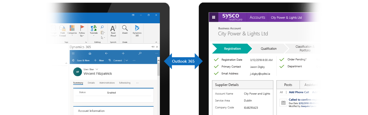 Integrate with Microsoft 365 and Outlook