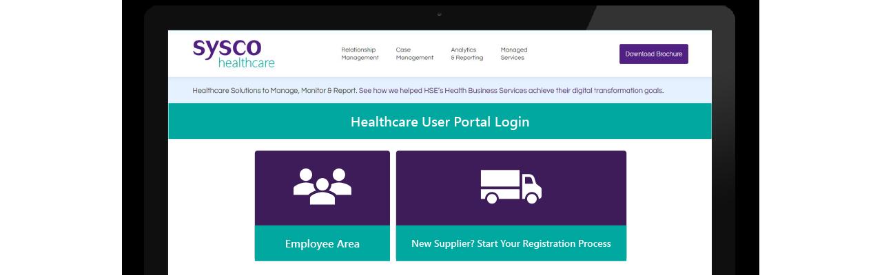 Self Service Web Portals for Healthcare